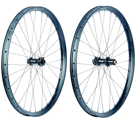 Syntace C33i Straight Carbon MTB Wheels. Distributed by Cycle Monkey.