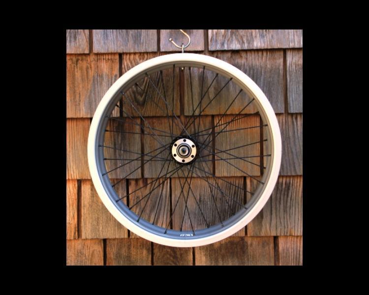 E Bike Fat Bike 20 Inch Fat Bike Rim On Single Speed Hub Cycle Monkey
