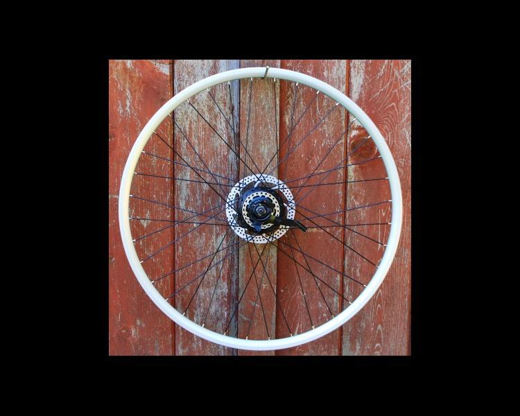 Wheel House Refurb Commuter Alex Rims On Shimano Alfine