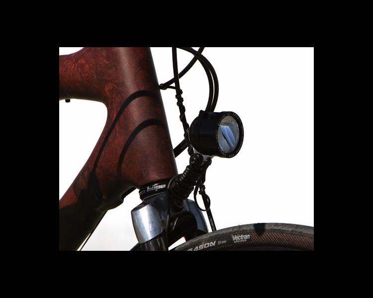 Calfee Design Bamboo Road Bike With Rohloff Speedhub And
