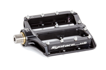Syntace NumberNine2 TITAN Pedals. Bicycle Components distributed by Cycle Monkey.