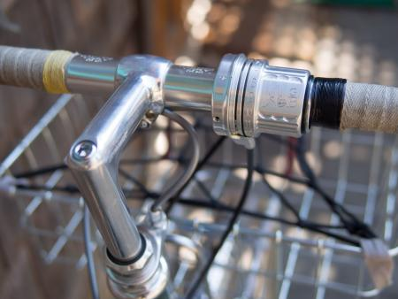 Gilles Berthoud Twist Shifter for Rohloff SPEEDHUB 500/14. Distributed by Cycle Monkey.