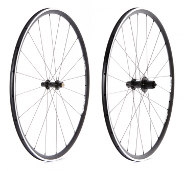Syntace W21 Road Wheels. Distributed by Cycle Monkey.
