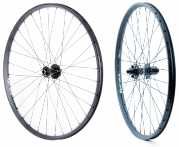 Syntace W30 MX MTB Wheels. Distributed by Cycle Monkey.