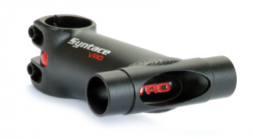 Syntace VRO T Stem, (55-105mm) black inc. X-Ray Clamps. Bicycle components distributed by Cycle Monkey.