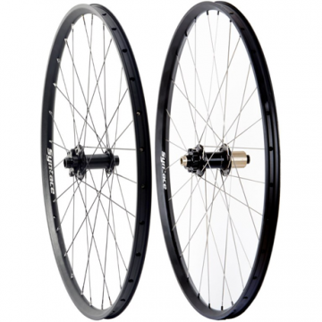 Syntace W35 M MTB Wheels. Distributed by Cycle Monkey.