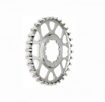 Gates CDX Center Track Rear Sprockets 30T . Distributed by Cycle Monkey.